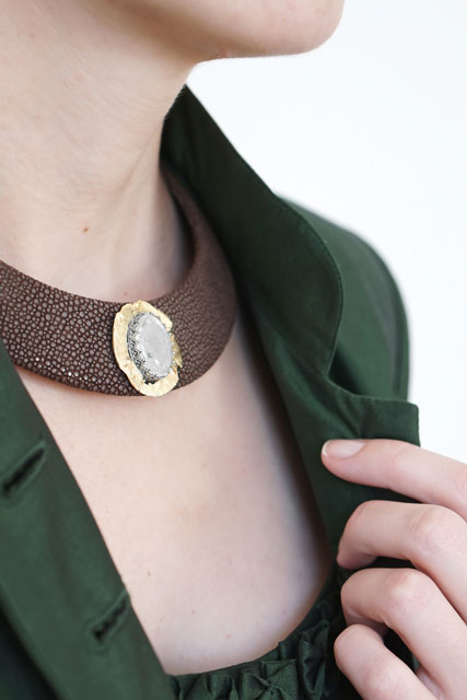 Krisper Gamlitz Tracht Halsband